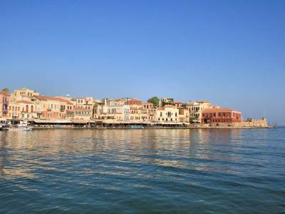 Car rental Chania Town