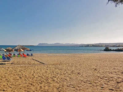 golden beach chania