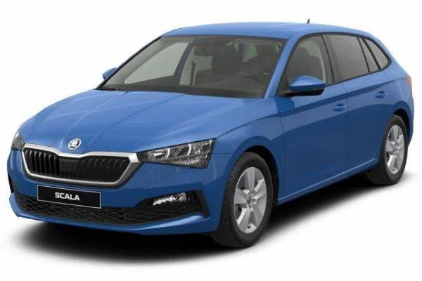 skoda scala chania rent a car