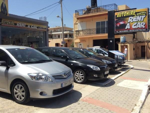 chania rent a car